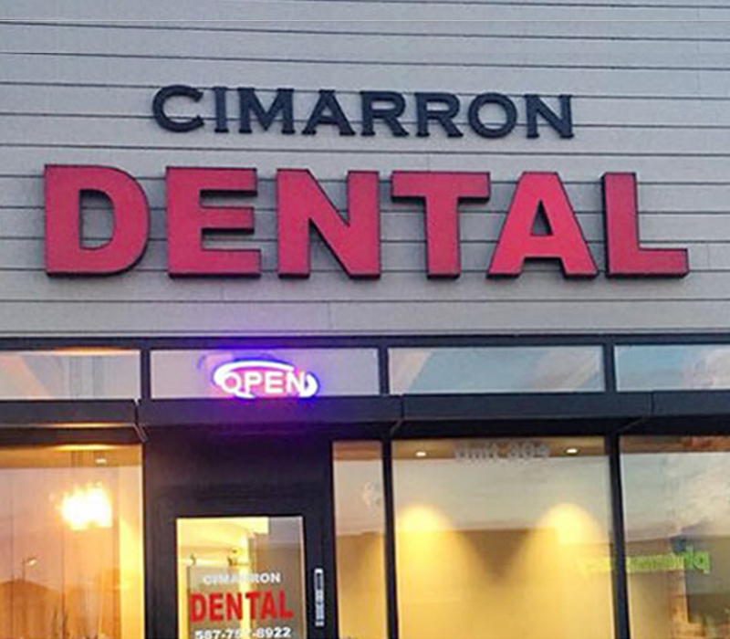 welcome to cimarron dental wellness